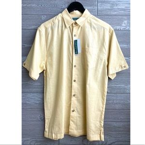 Cubavera NEW WITH TAGS button down
